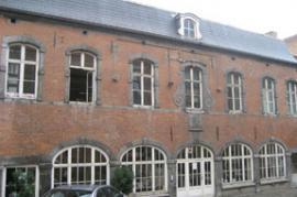 The seat of Auschwitz Foundation Belgium