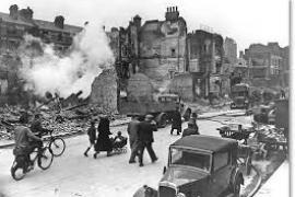 Nazi bombing of London