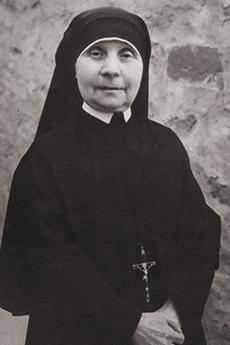Sister Maria Agnese Tribbioli