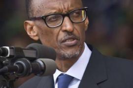Rwanda President Paul Kagame (photocredit: Ben Curtis/AP/SIPA)