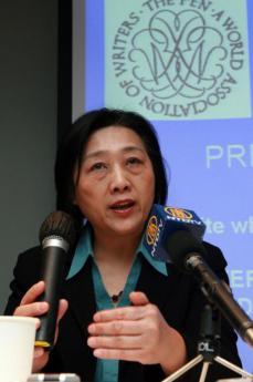 Dissident Gao Yu