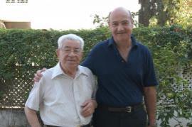 Gabriele Nissim and the late lamented Moshe Bejski