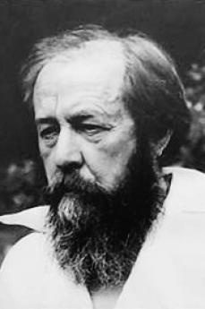 Aleksandr Isaevich Solzhenitsyn