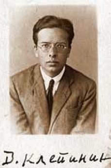Dimitri Klepinin