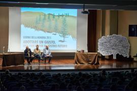 Pietro Kuciukian, Paolo Kessisoglu and Gabriele Nissim