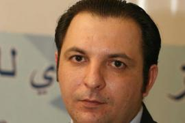 Jailed journalist Mazen Darwish
