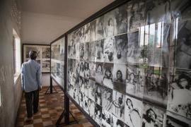 The Museum of the jail of Tuol Sleng