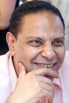 Writer Alaa al-Aswany
