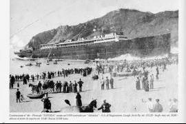 The Esperia ship