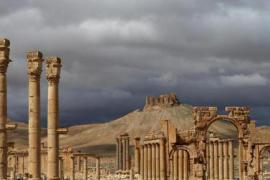 Palmyra before its destruction
