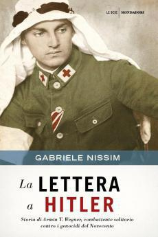 The cover of Gabriele Nissim's book