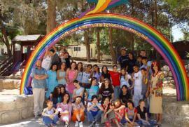 The youths at Neve Shalom/Wahat el Salam
