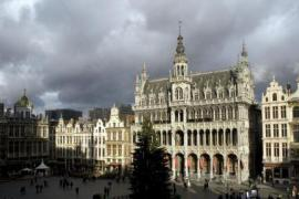 A picture of Brussels