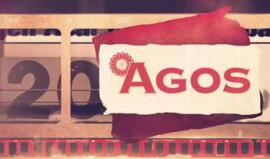 Agos front-page for the 20th anniversary