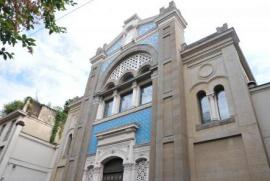 The Central Synagogue of Milan