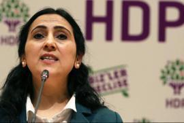 Figen Yüksekdağ, co-president of HDP Party