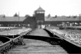 The Auschwitz camp
