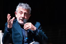 Alberto Negri during the conference