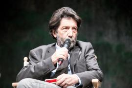 Massimo Cacciari at Franco Parenti Theatre