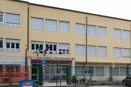 High School Vito Capialbi, Vibo Valentia