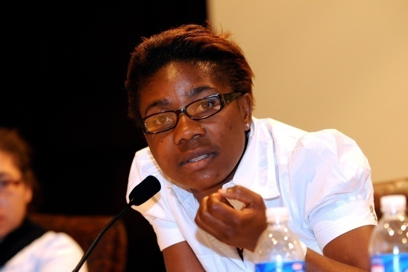 Sylvie Maunga Mbanga