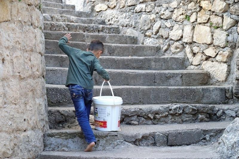 Yazidi Kid in Iraq