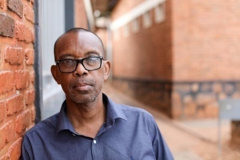 Damas Mutenzintare Gisimba, directeur d'un orphelinat, il a sauvé plus de 400 personnes des interahamwe