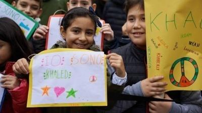"Milan honours Palmyra's ""keeper"" Khaled al-Asaad"