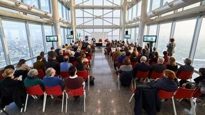 6 March 2018 at Palazzo Lombardia