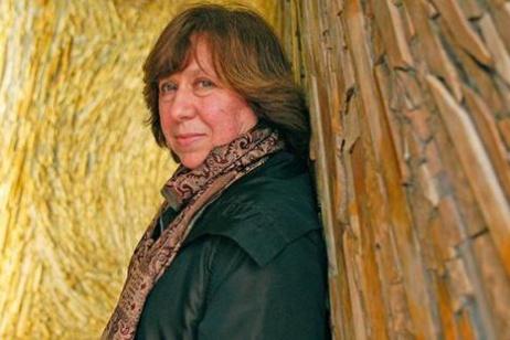 Svetlana Aleksievic Wins Literature Nobel Prize