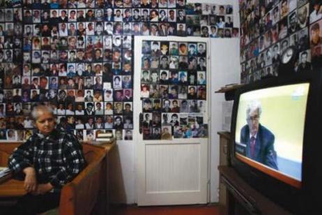 Karadzic guilty for Srebrenica genocide