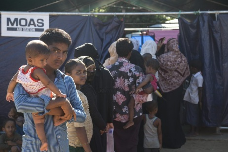 Hope for the Rohingya
