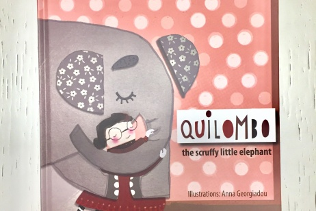 The story of the little elephant Quilombo