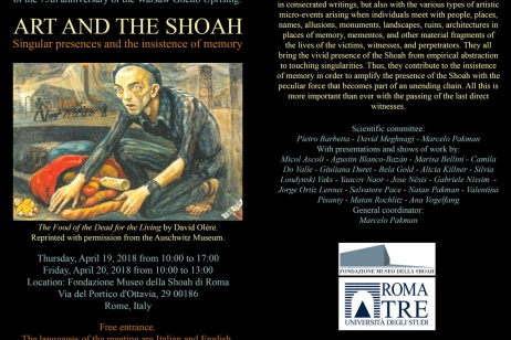 Art and the Shoah