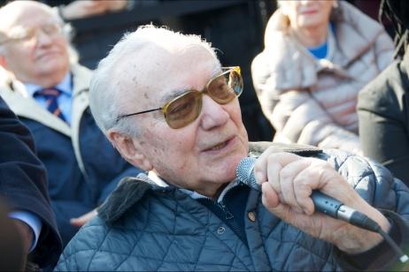 Farewell to Father Giovanni Barbareschi