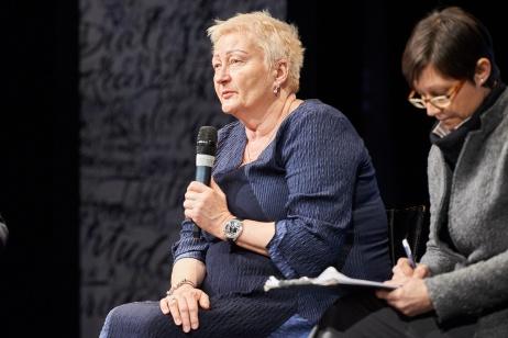 Dialogue on Remembrance with Svetlana Broz