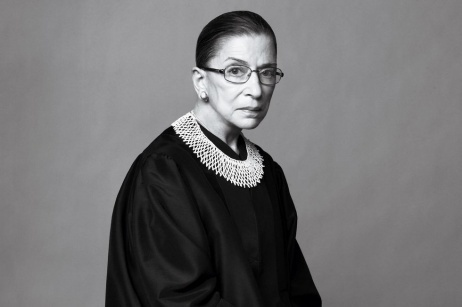 Speech by Ruth Bader Ginsburg on the value of Remembrance