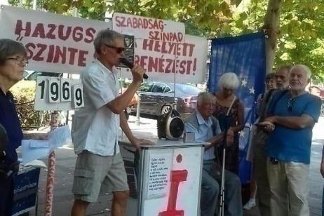 Hungarian activist Sebő Gábor awarded with 2021 Mária Ember prize