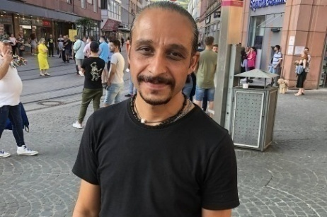 An Iranian Kurd is the hero of the attack in Würzburg