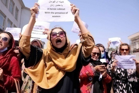 Women's resistance is the answer to the betrayal of Afghan politicians