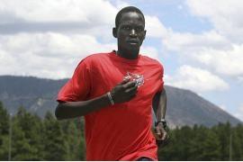 South Sudan's marathonete