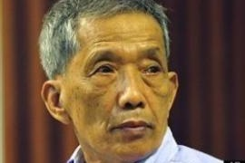 First conviction for the Khmer Rouge regime