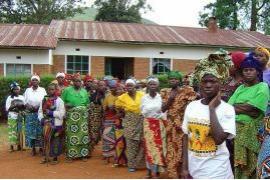 Rape is a weapon in Congo war