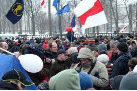 Crackdown in Belarus