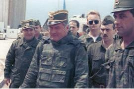 Mladic is jailed in The Hague
