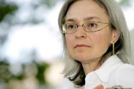 Anna Politkovskaya's killer arrested
