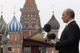 The Ambitions of Vladimir Putin