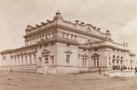 The Bulgarian Parliament of which Peshev was the Vicepresident (picture of public domain)