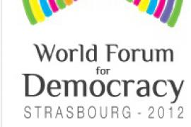 Logo of the Strasbourg forum