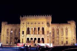 Sarajevo's National Library